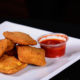 Fried Cheese Ravioli