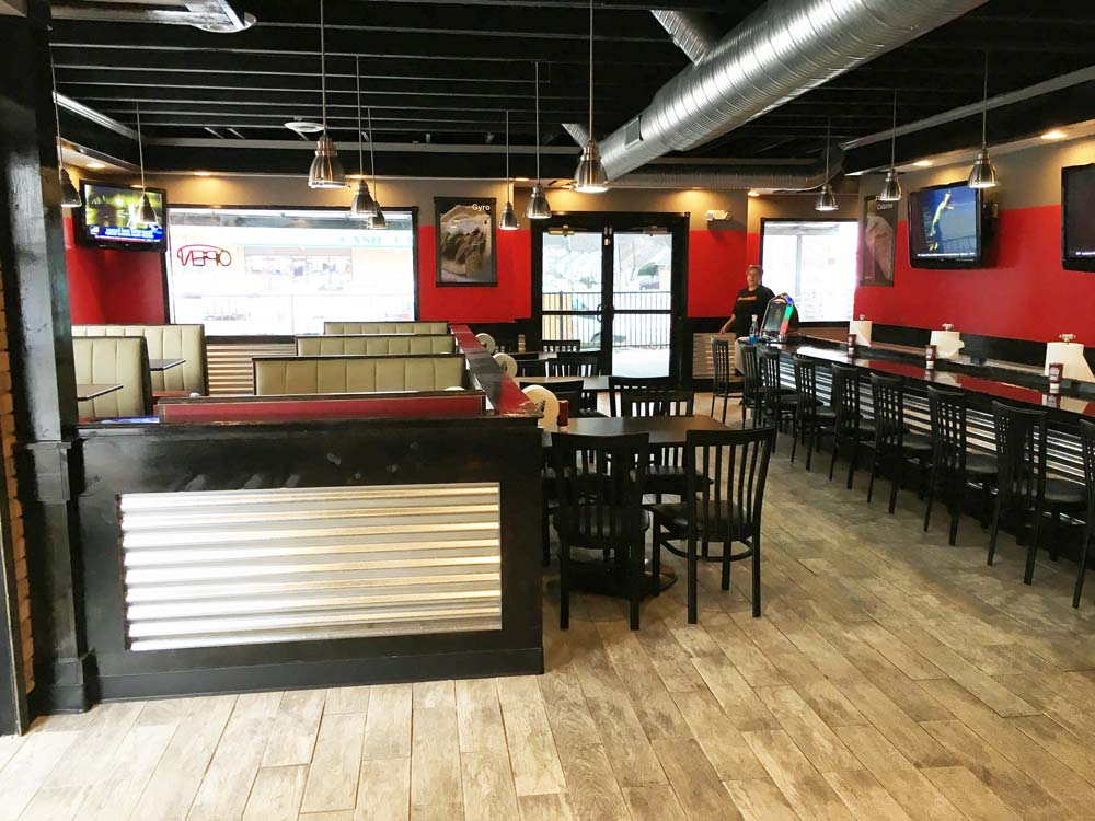 Canton Inside 1 Eurogyro We are a progressive community of approximately 13,000 residents with a strong, core group of large and small businesses with room to grow. eurogyro