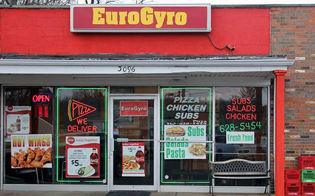 Euro Gyro Mogadore / In akron 44312 from trusted akron restaurant reviewers.